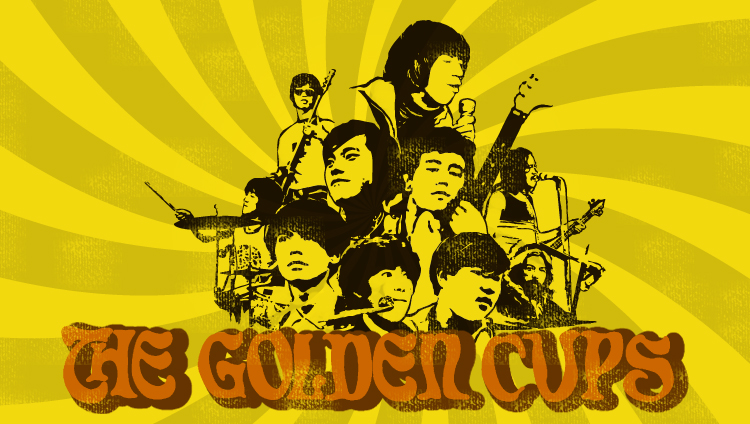GOLDEN CUPS